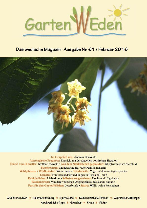 Ausgabe Nr. 61